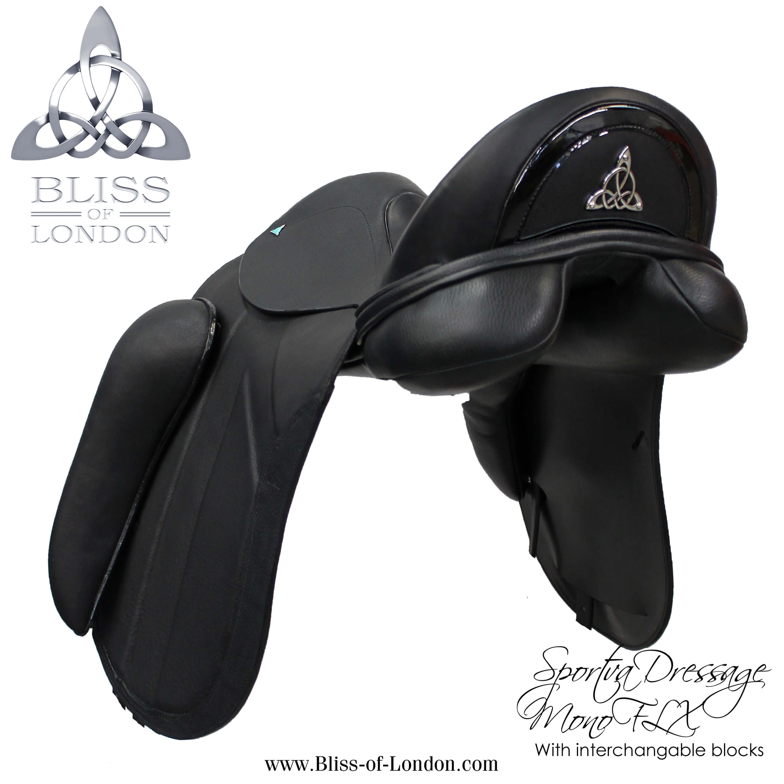 1A Product page 1 - Sportiva Dressage FLX 34
