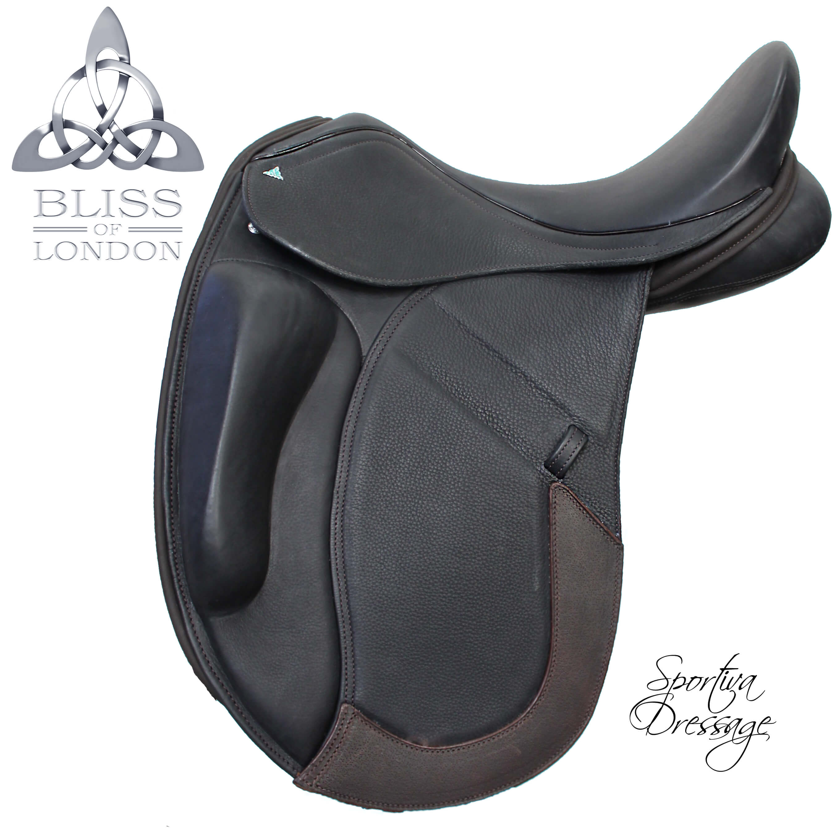 1AA Product page 1 - Sportiva Dressage Bliss Saddle Image Template