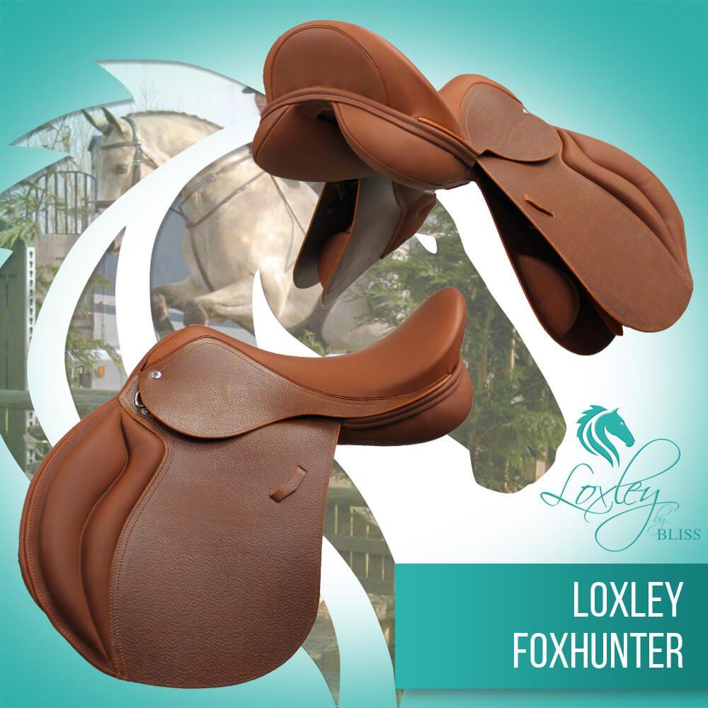 045 - Loxley Foxhunter Cognac FB AD