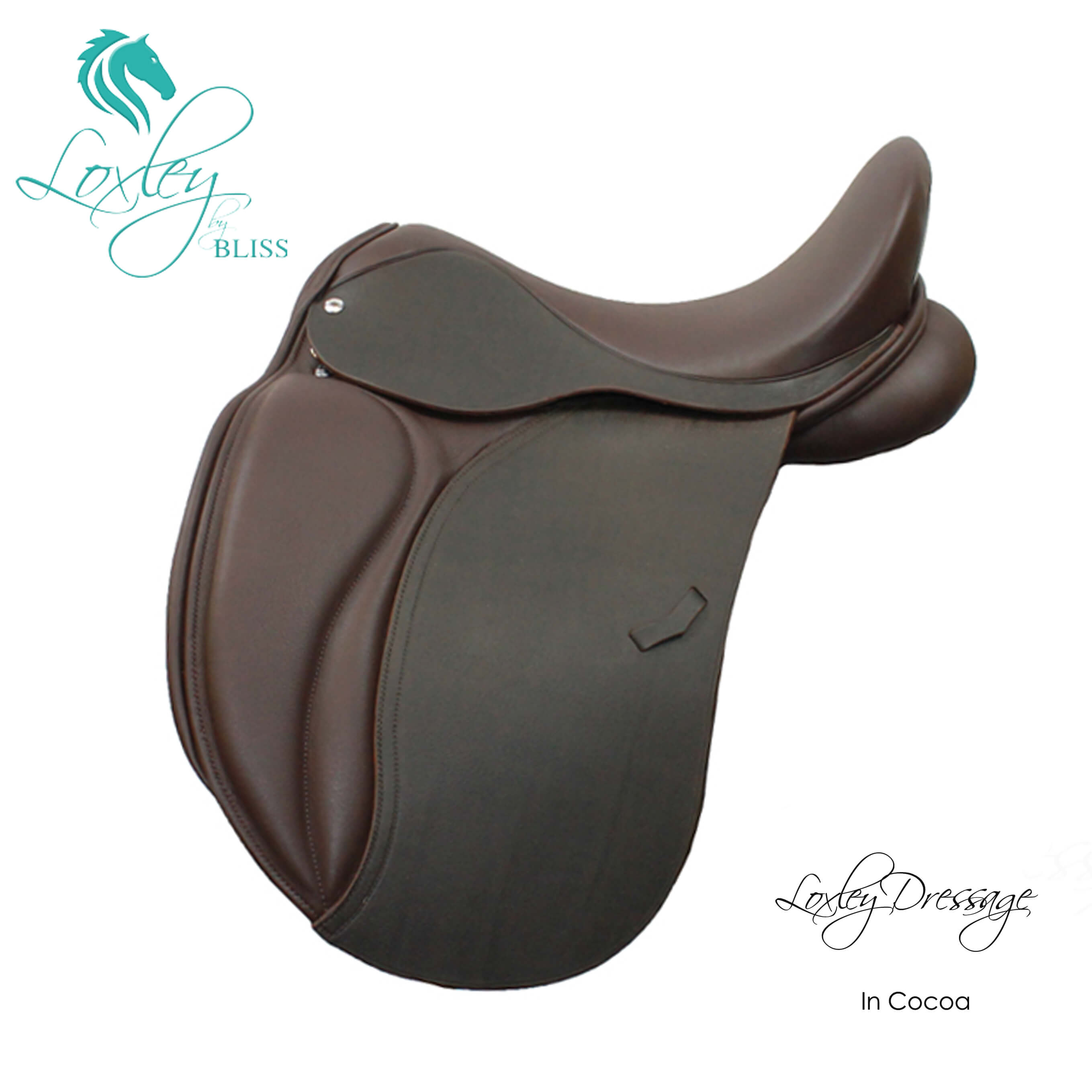 1AA Loxley Dressage cocoa