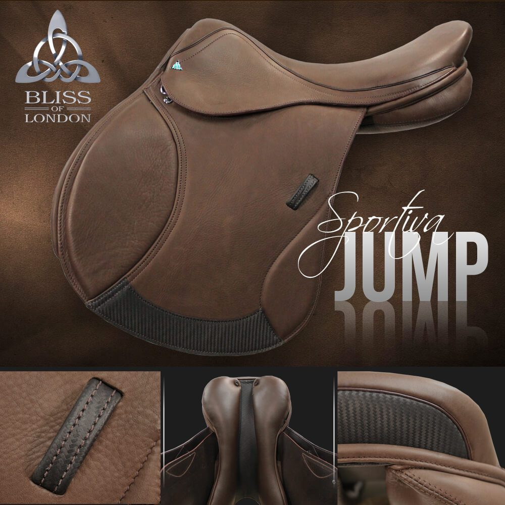 5 Bliss Sportiva Jump Cocoa Carbon Fibre