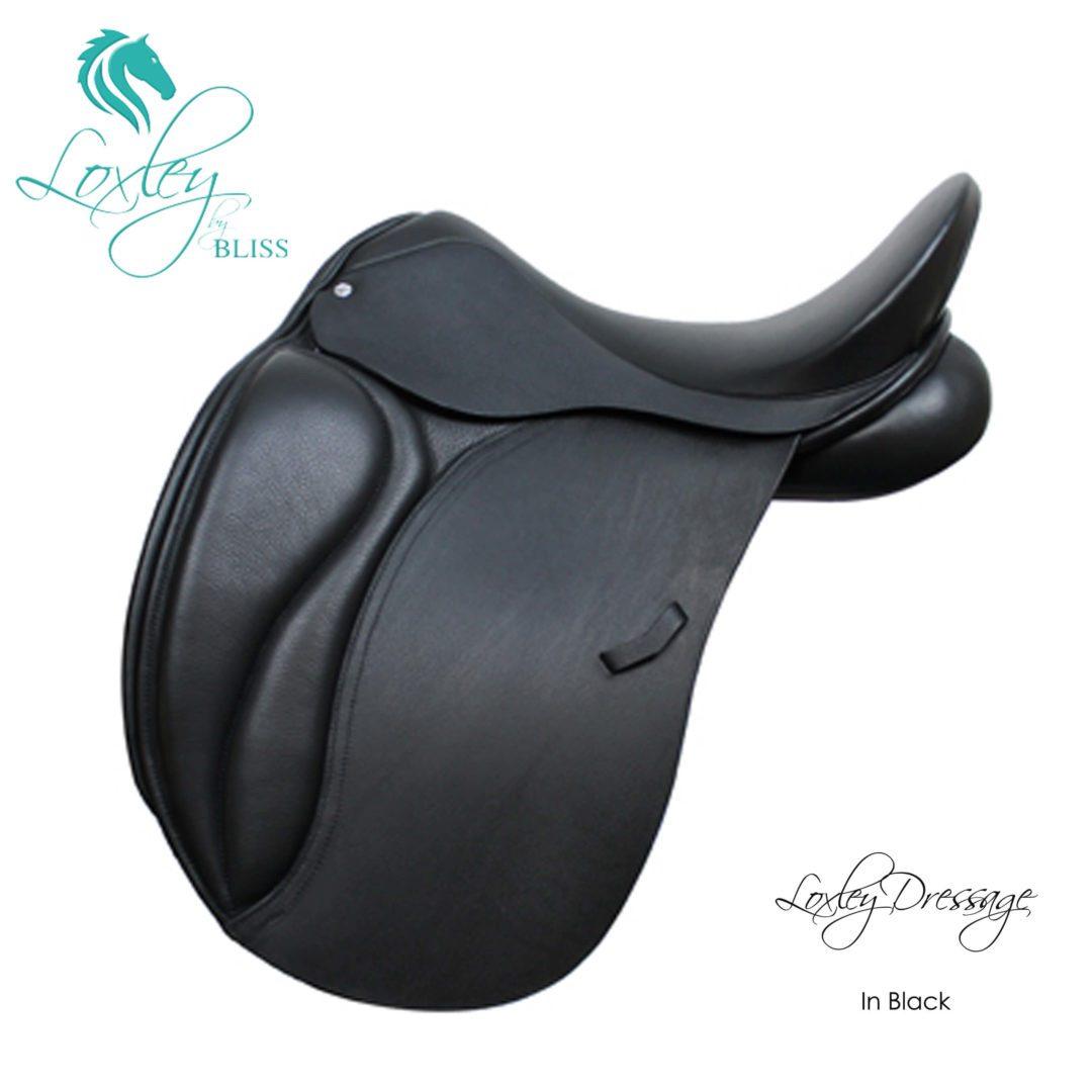 5 Loxley Dressage Black