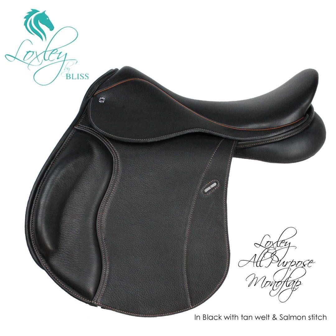1 AA product image - Loxley AP mono black tan