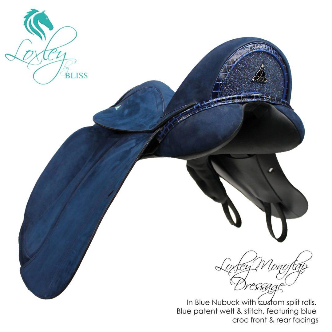 18 loxley dressage mono blue nubuc 34