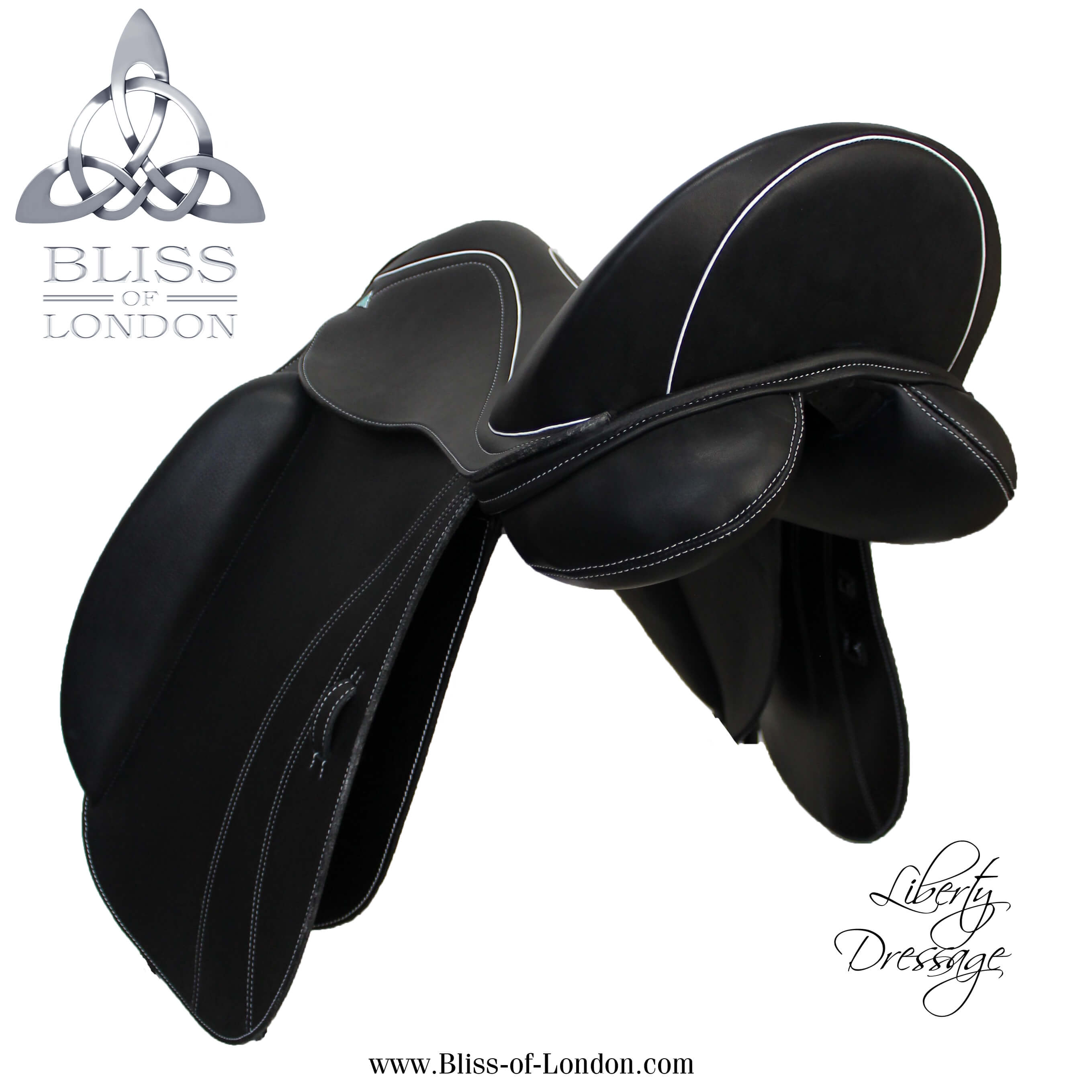 1A Product page 1 - Liberty Dressage B&W 34 side