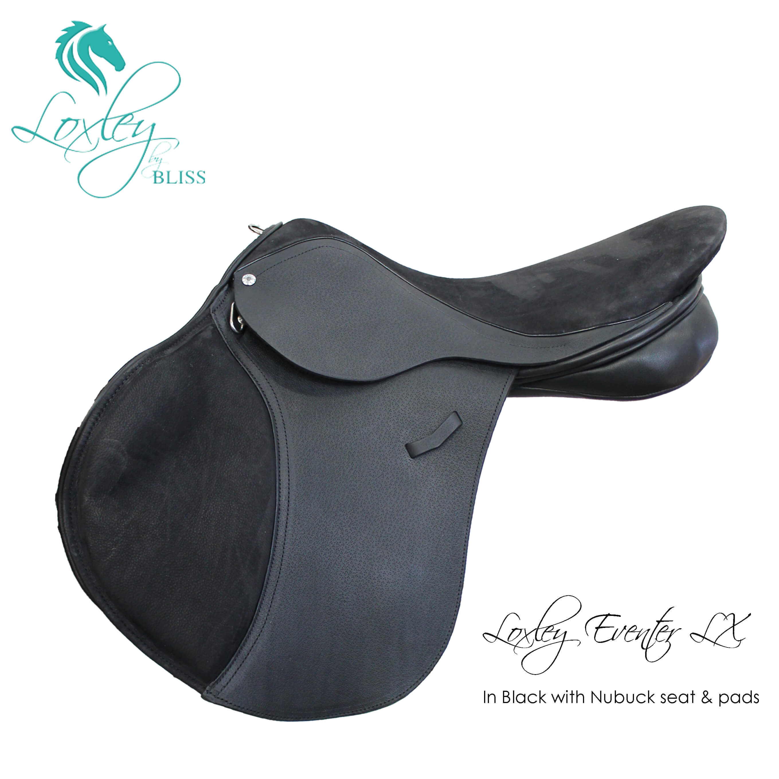 1AA feature image Loxley eventer LX black nubuck