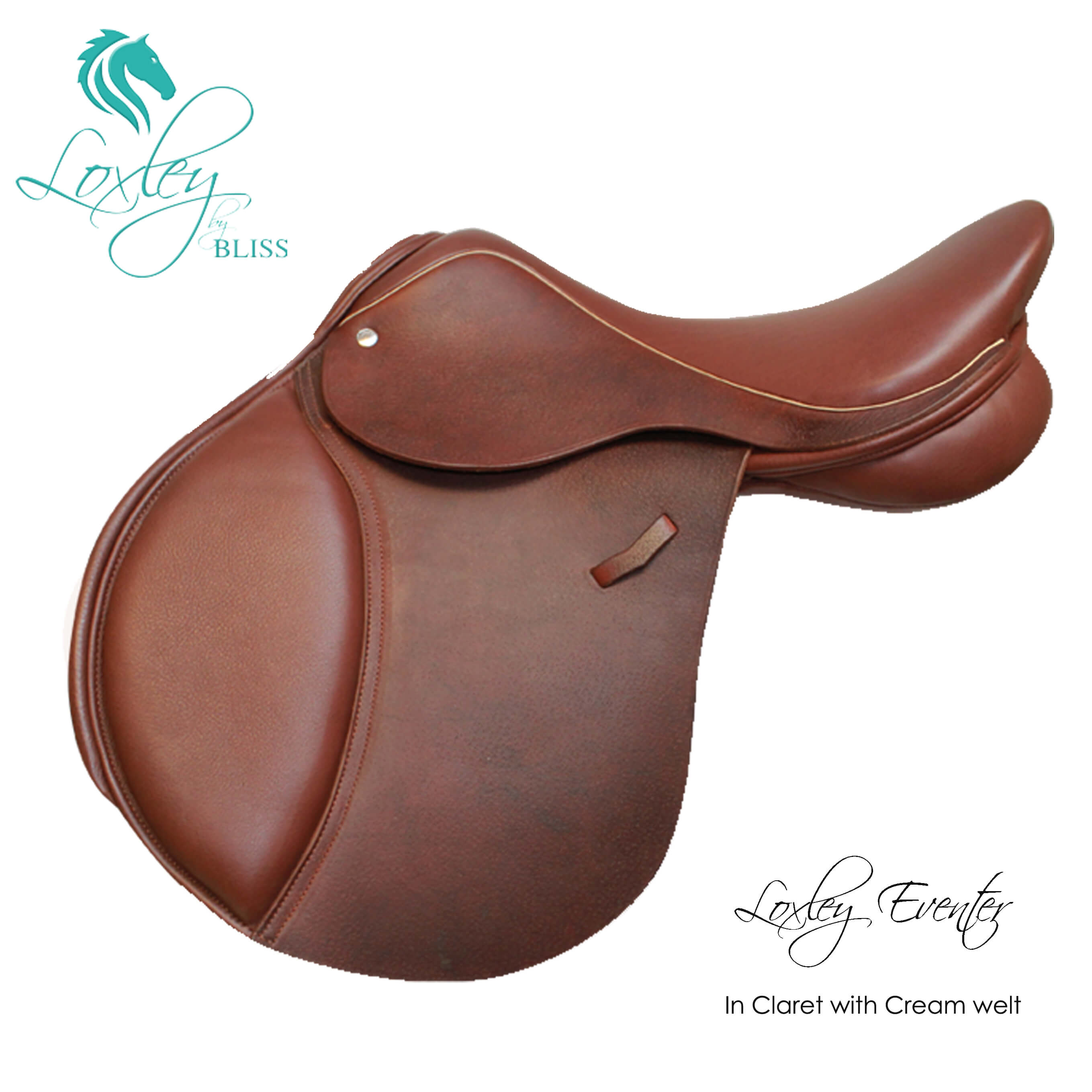 2 Loxley eventer Claret cream welt