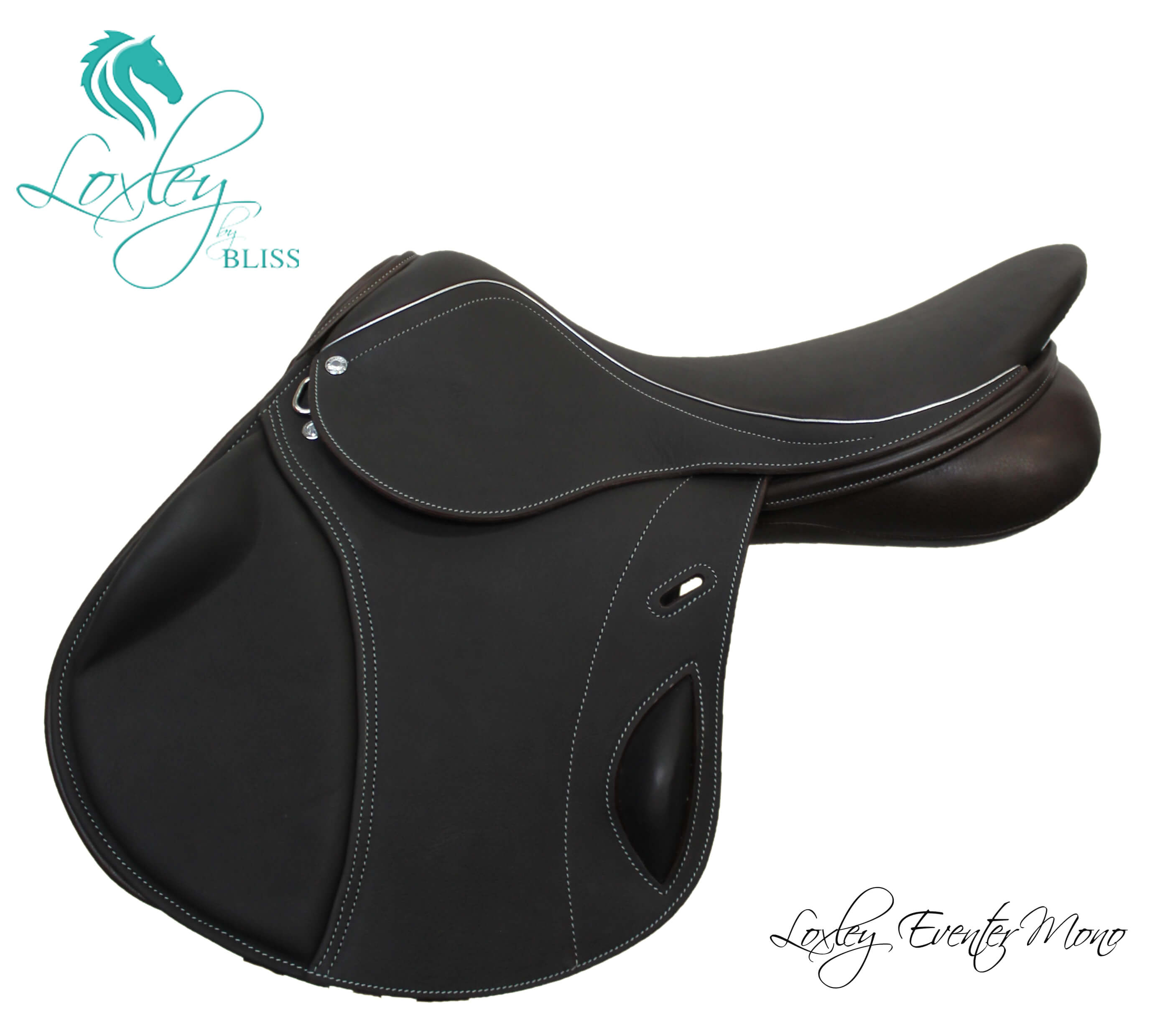 2 Loxley eventer mono Saddle Image Template