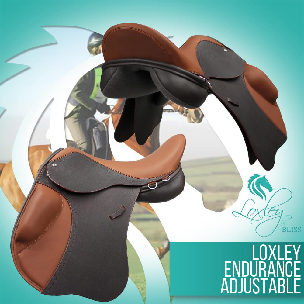 3 035 - Loxley Endurance Adjustable Cognac FB AD