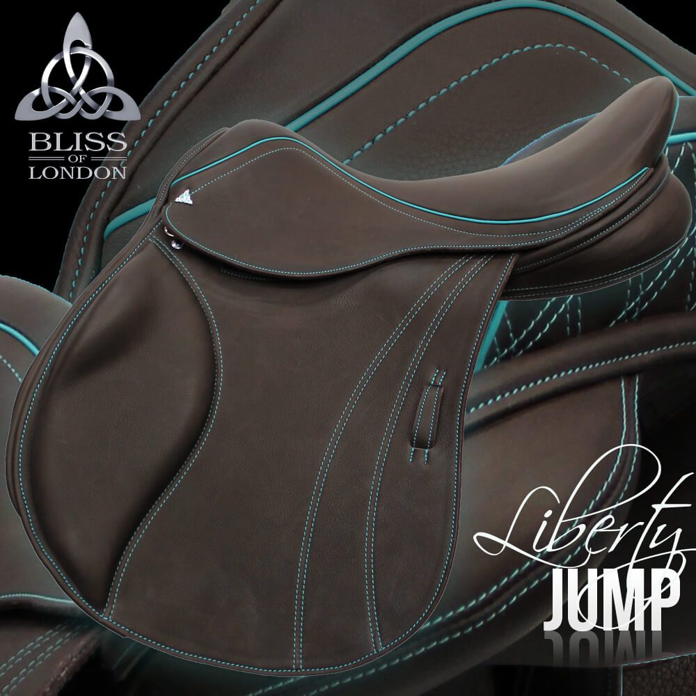 3 Bliss Liberty Jump cocoa teal