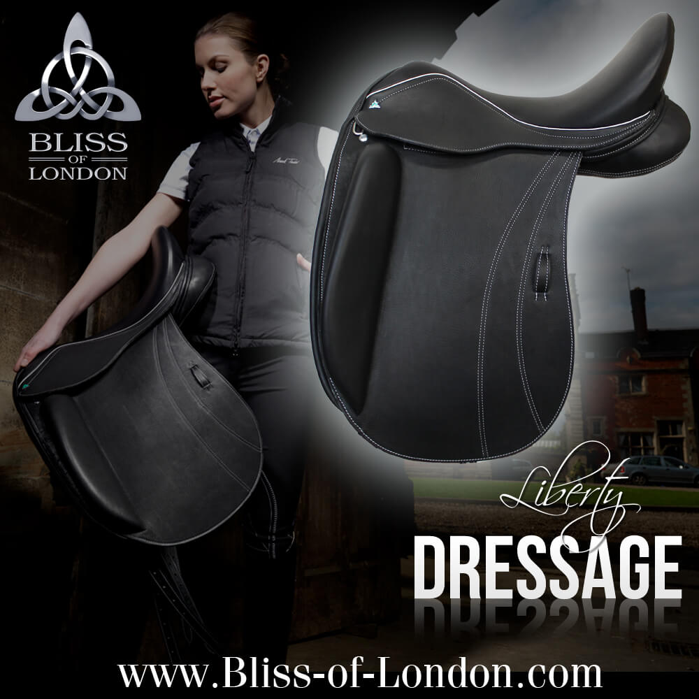 4 Bliss Liberty dressage Lifestyle