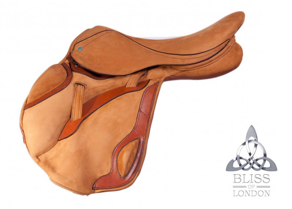 4 Bliss Paramour Eventer Cognac Nubuck
