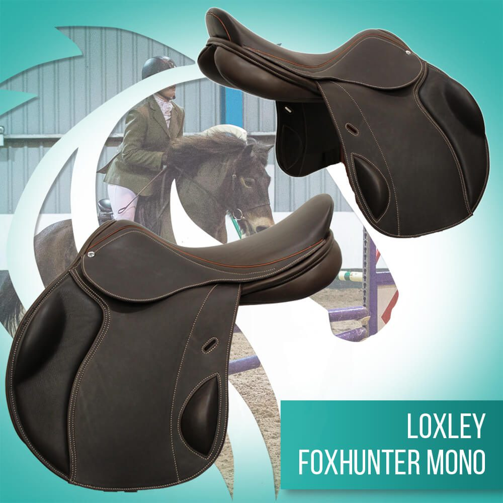 4 Loxley foxhunter mono cocoa cream tan