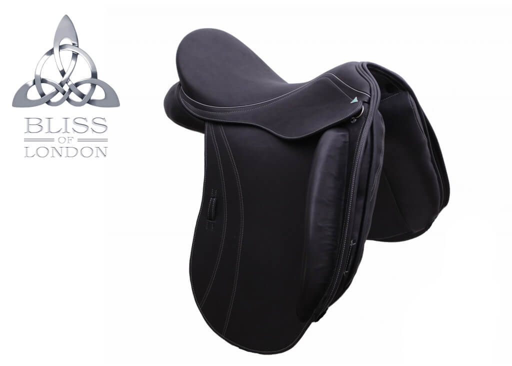 6 Bliss Liberty Dressage Saddle