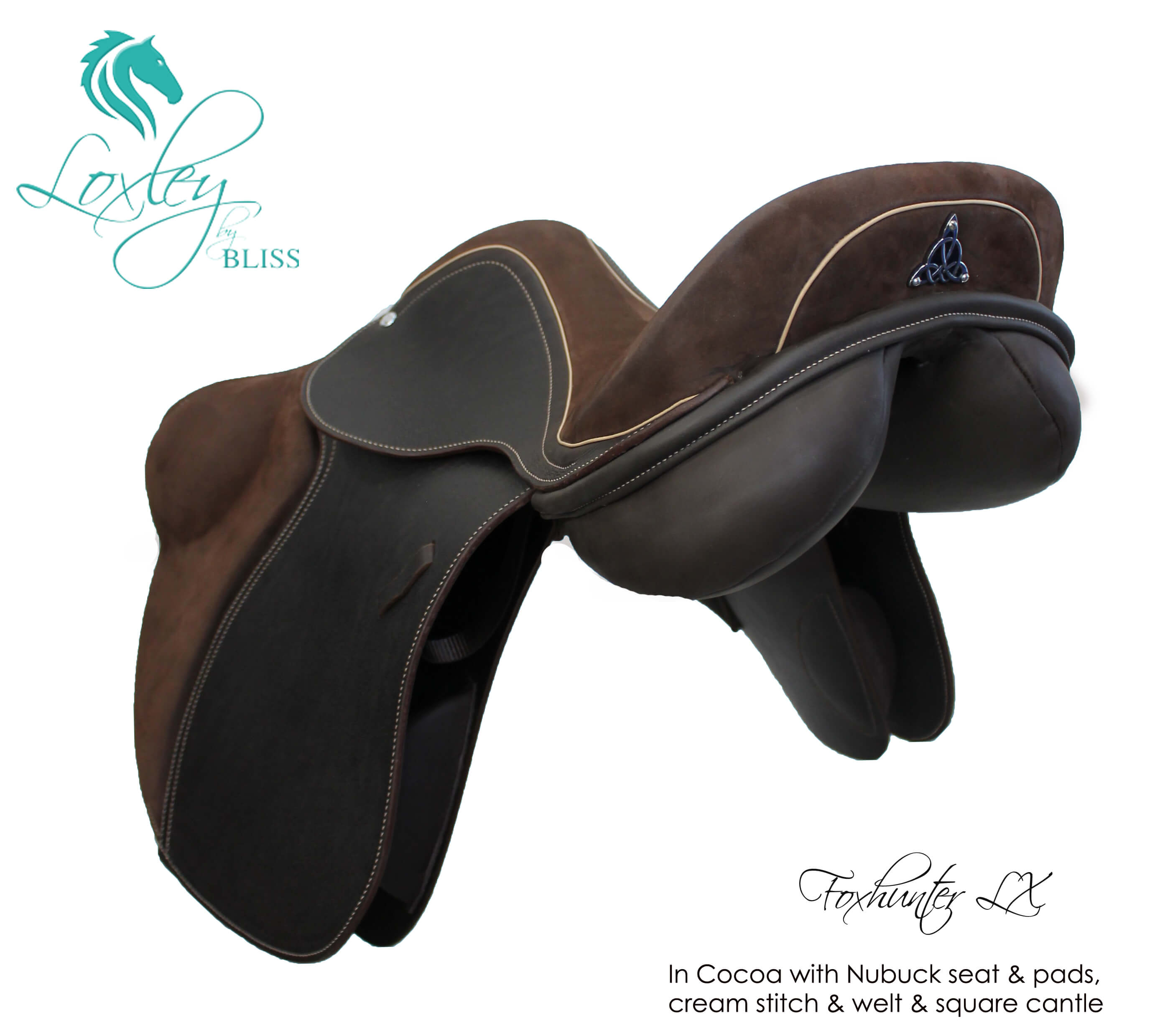 6 Loxley Foxhunter lx 18289 Loxley Saddle Image Template 34