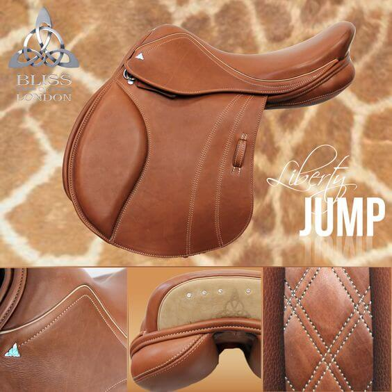 Liberty Jump Cognac Safari