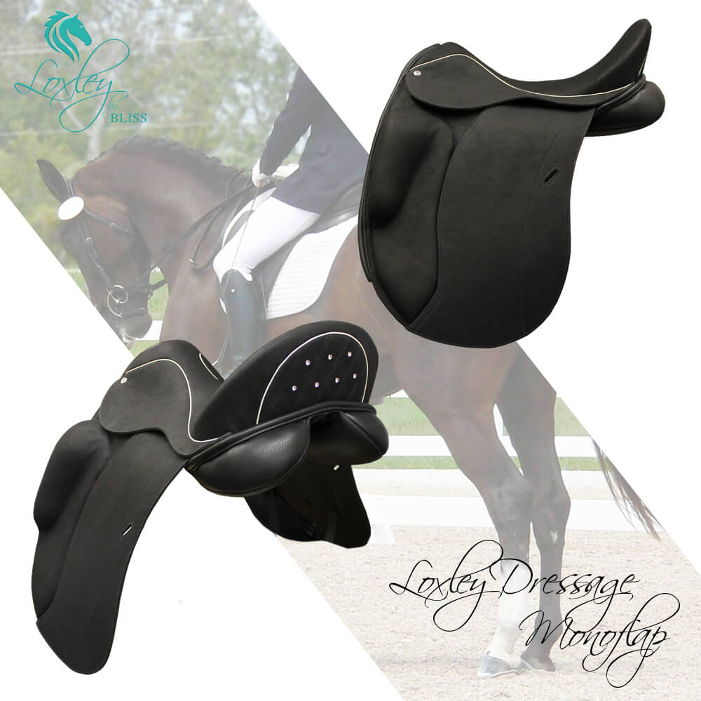 Loxley Dressage Monoflap 15152 FB