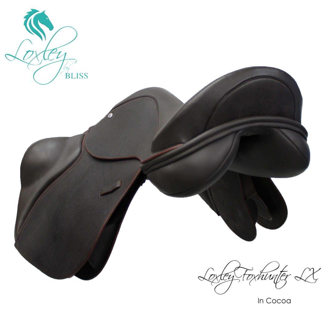 Loxley Foxhunter LX cocoa 34