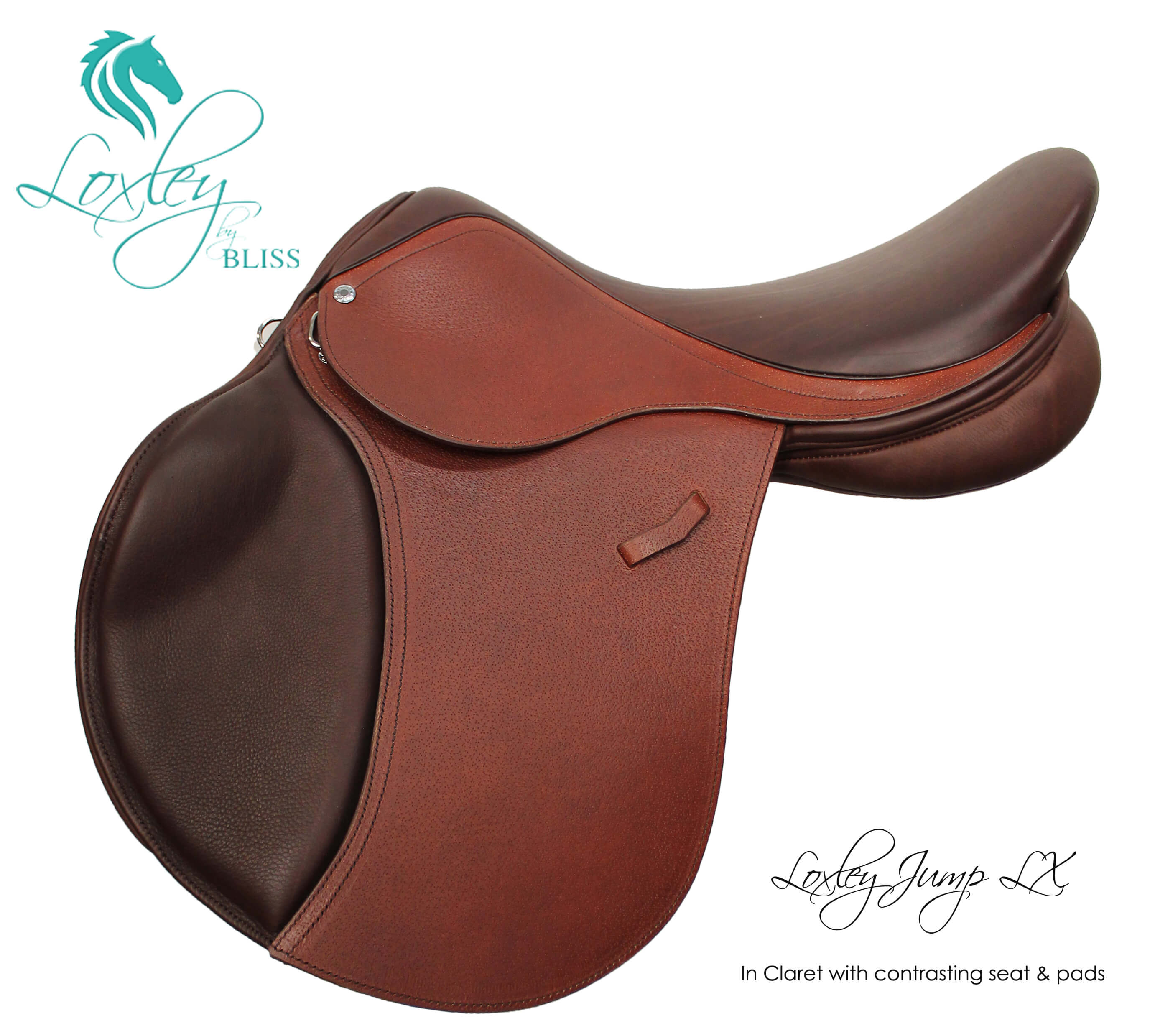 Loxley Jump LX Claret & Cocoa
