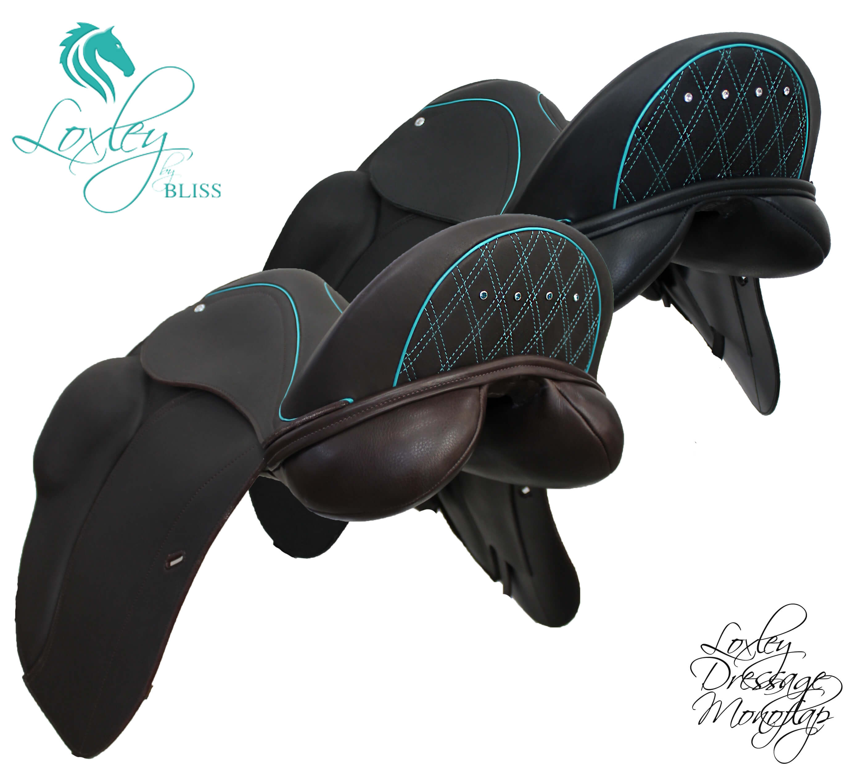 Loxley Saddle Image Template rear angle