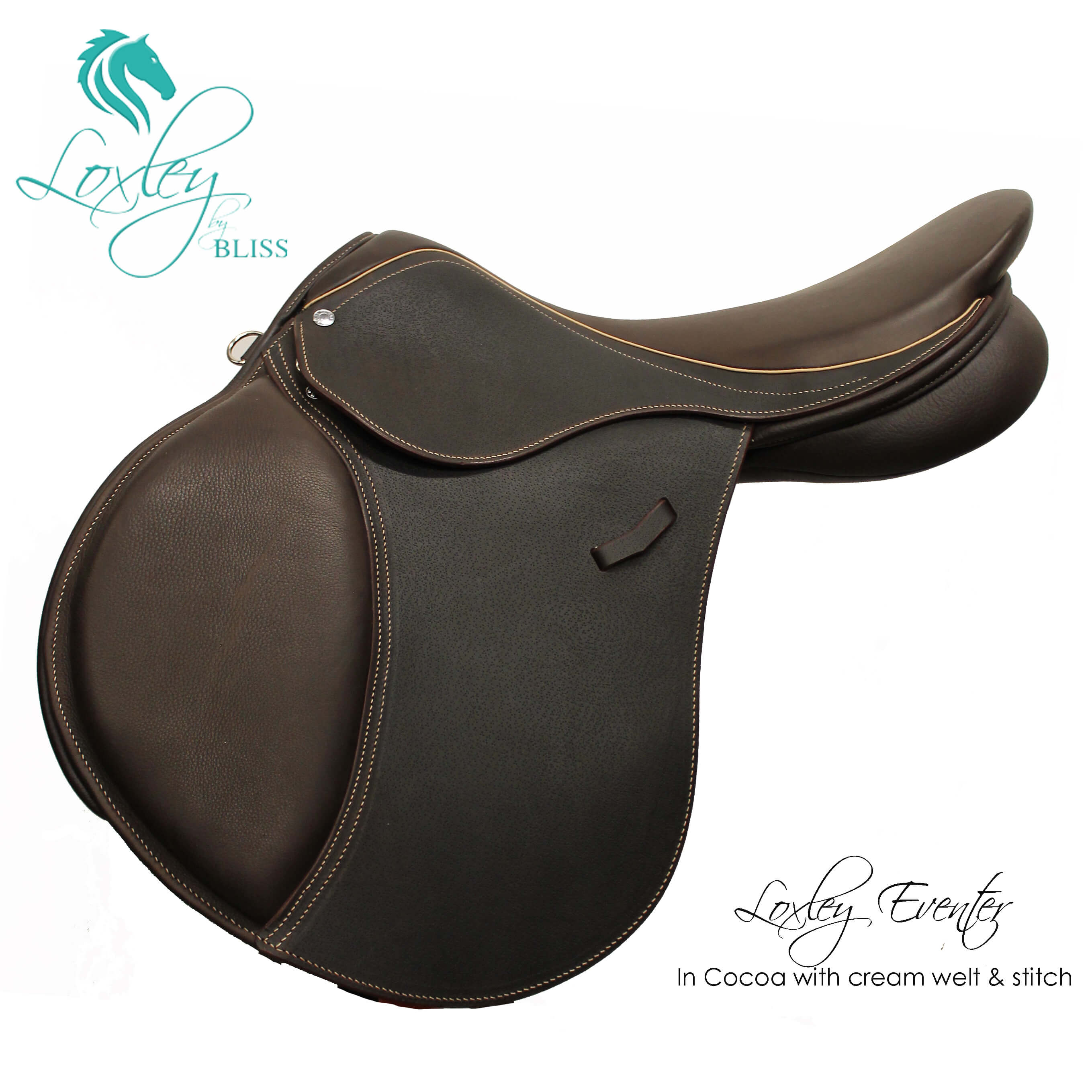 Loxley eventer cocoa & cream