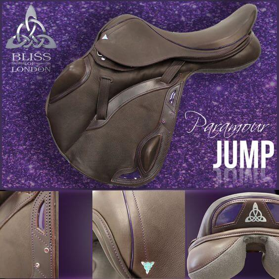 Paramour Jump Purple Cocoa Speed Feature