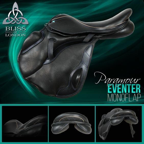 Paramour eventer forward flap