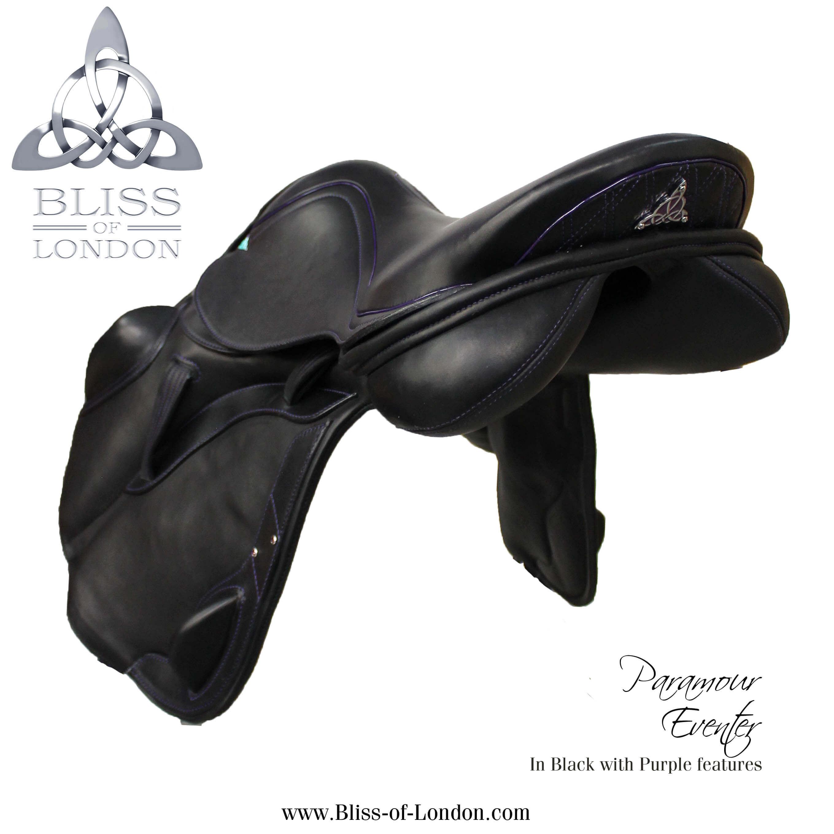 19201 - para eventer black purple diamante 34