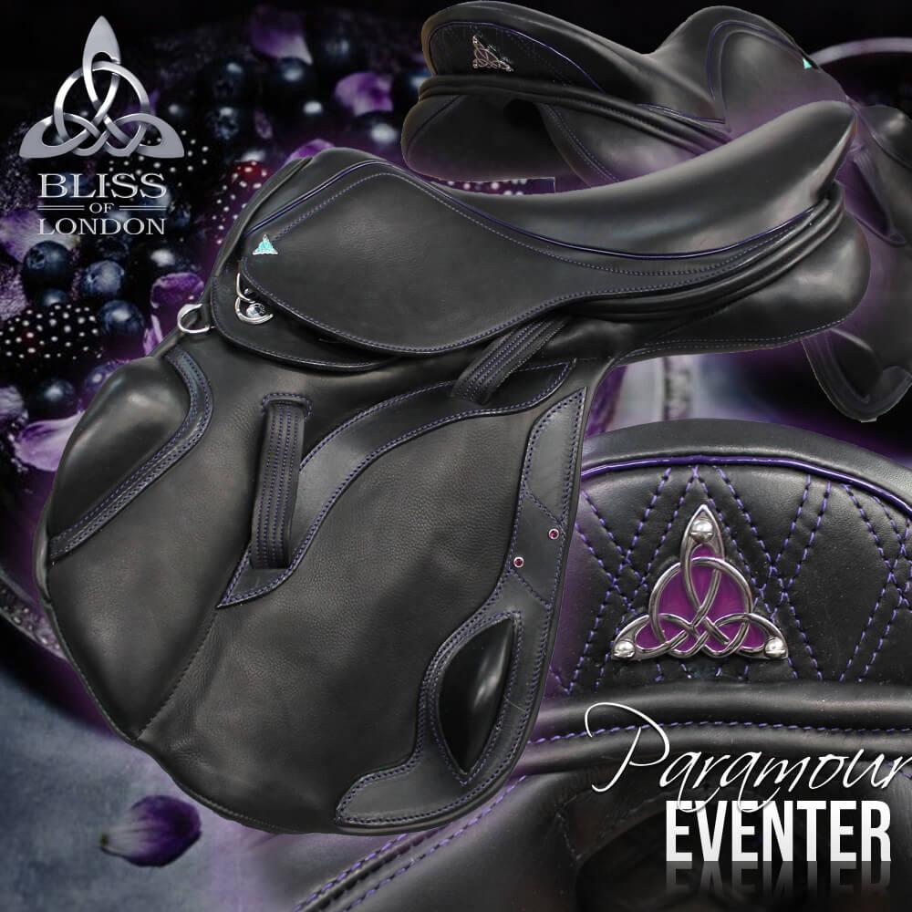 19201 - para eventer black purple diamante FB