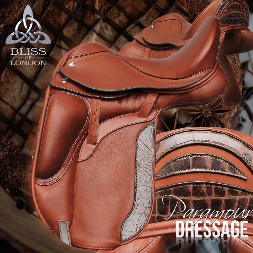 19369 - Paramour Dressage Claret Croc Moon