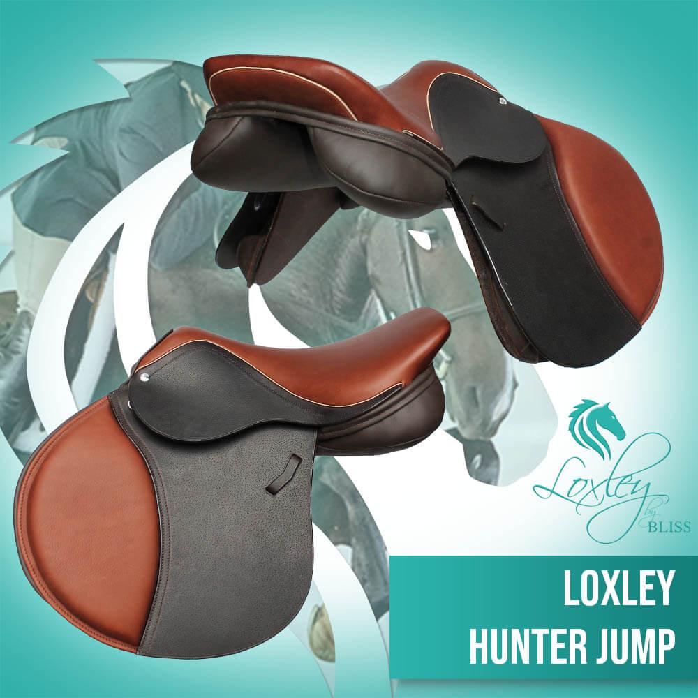 19402 - lox Hunter Jump Cocoa Claret FB