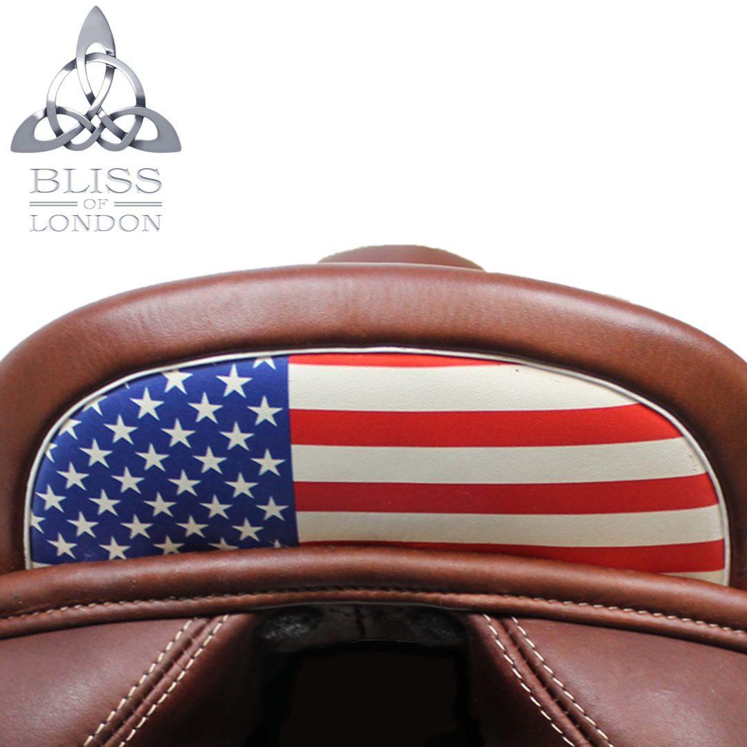 USA CANTLE FLAG