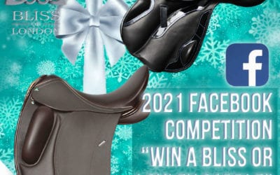 Win a Bliss or Loxley Saddle 2021