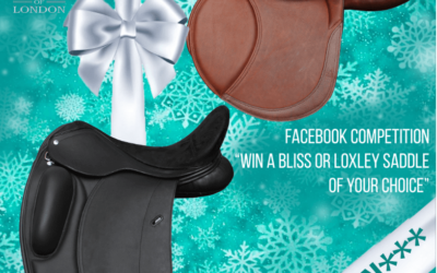 Win a Bliss or Loxley Saddle
